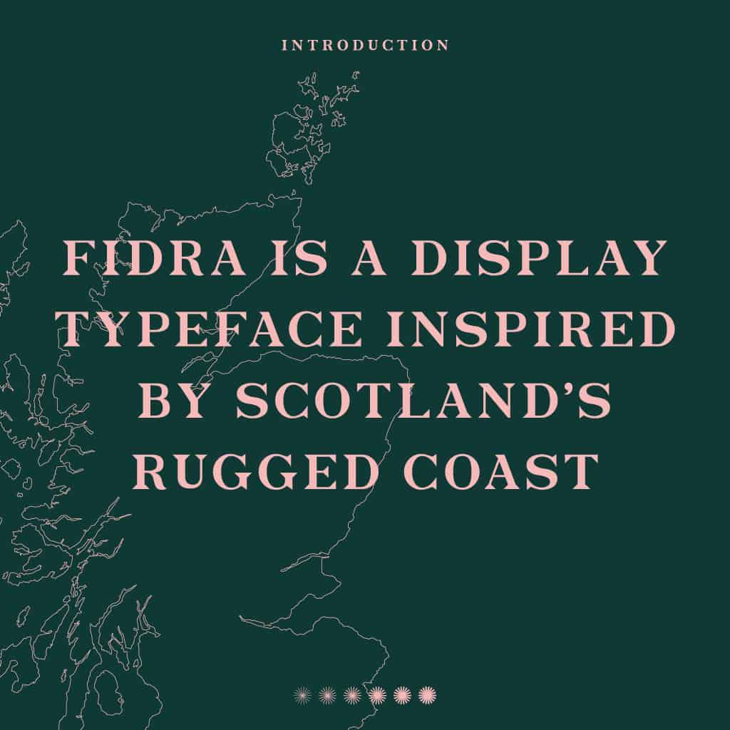 Fidra Font